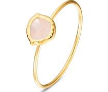 -Ring Fr�hjahr 925er Silber Glasstein 56 32012339
