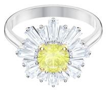 -Damenring Metall Kristalle 58 32000209