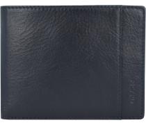 Buddy Geldbörse Leder 12 cm