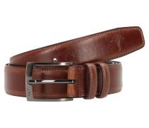 Coll.Belt Gürtel Leder Übergröße