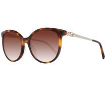 Sonnenbrille modisch mit außergewöhnlichem Design