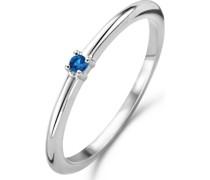 -Damenring 925er Silber Kristall 60 32016951