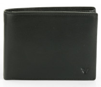 Pascal Geldbörse Leder 13 cm