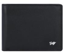 Golf Edition Geldbörse Leder 12 cm