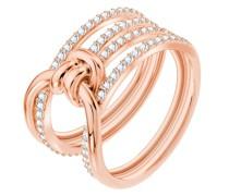 -Damenring Metall Kristalle 50 32004743
