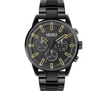 Hugo-Uhren Analog Quarz One Size 88064968