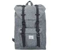 Little America 17 Rucksack 38 cm Laptopfach
