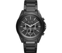 -Uhren Analog Quarz One Size Edelstahl 87507157