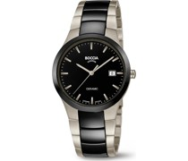 Boccia-Uhren Analog Quarz One Size 88010141