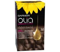Olia Haarcoloration Haarfarbe Schwarz