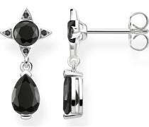 -Ohrh�nger 925er Silber One Size 87794377