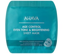 Time To Smooth - Even Tone & Brightening Sheet Mask Tuchmaske