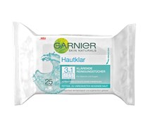25 ml 3 in 1 Klärende Reinigungstücher 25ER Gesichtsreinigungstuch