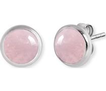 -Ohrstecker Ohrstecker Healing Stone 925er Silber Silber/Achat 32001352