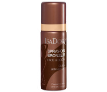 50 ml Nr. 90 - Sun Tan Light Spray On Bronzer Face & Body Foundation