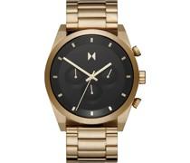 -Uhren Analog Quarz Gold 32014824