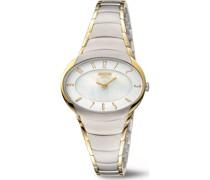 Boccia-Uhren Analog Quarz One Size 88009363