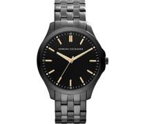 -Uhren Analog Quarz One Size Edelstahl 87101525