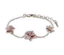 Sweetie Silver Plated Armband