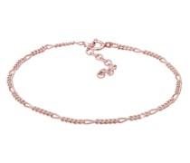 Armband Armkettchen Figaro Basic Klassisch 925er Silber
