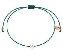 Armband Herz Sterling Silber roségold Silberarmband