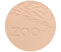 Bamboo Refill Compact Powder Puder 9.0 g Silber
