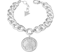 -Armband Edelstahl Swarovski-Kristall L 32015827