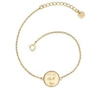 Armband It's all about you Sterling Silber silber Silberarmband