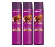 Sprühgold 600 ml Dreierpack Haarspray & -lack 1800.0