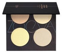 Bronzer + Highlighter Gesichts-Make-up Weiss