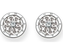 -Ohrstecker 925er Silber One Size 87171728