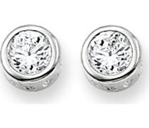 -Ohrstecker 925er Silber One Size 87171892
