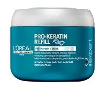 200 ml  Pro-Keratin Refill Maske mit Incell Haarmaske