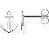 -Ohrh�nger 925er Silber One Size 87794466