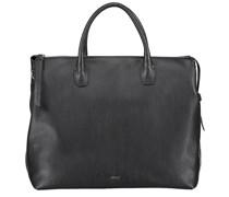 Handtasche Adria Gunda Big Shopper Schwarz