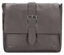 Neo Messenger Tasche Leder 33 cm Laptopfach