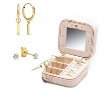 Cadeau d'Isabel Ohrringe - 585 Gold / 14 Karat
