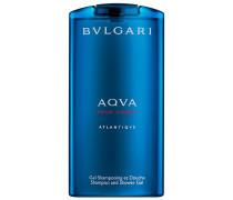 Aqva Atlantique Duschgel 200ml für Männer