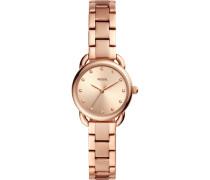 -Uhren Analog Quarz Silber Silber Edelstahl 32003338