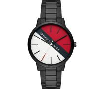 -Uhren Analog Quarz One Size Edelstahl 87971082