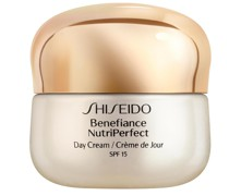 BENEFIANCE NutriPerfect Day Cream SPF 15 Anti-Aging-Gesichtspflege 50.0 ml