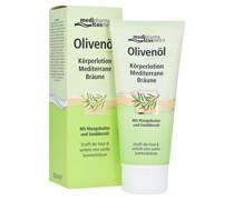 Olivenöl Körperlotion Mediterrane Bräune