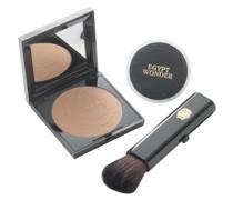 Egypt-Wonder Compact-Set Sport Matt Puder 10.0 g Silber