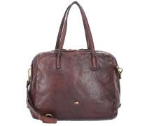 Handtasche Leder 31 cm