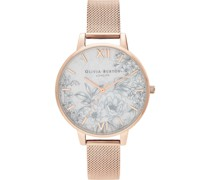 -Uhren Analog Quarz Grau 32011923