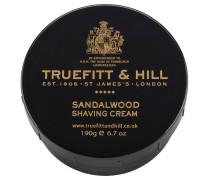 Sandalwood Shaving Cream Bowl Rasur 190.0 g