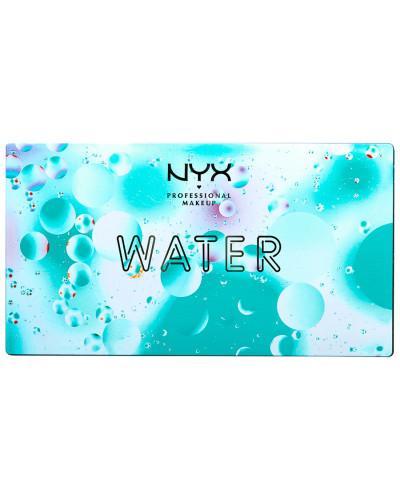 Nr. 05 - Water Lidschattenpalette