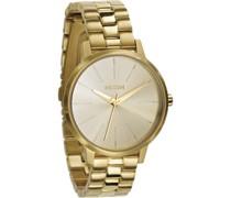 -Uhren Analog Quarz One Size Edelstahl 85962132