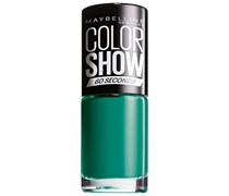 Nr. 120 - Urban Turquois Nail Color Show Nagellack