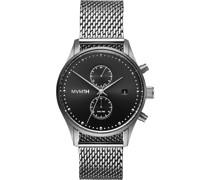 -Uhren Analog Quarz Grau 32001329